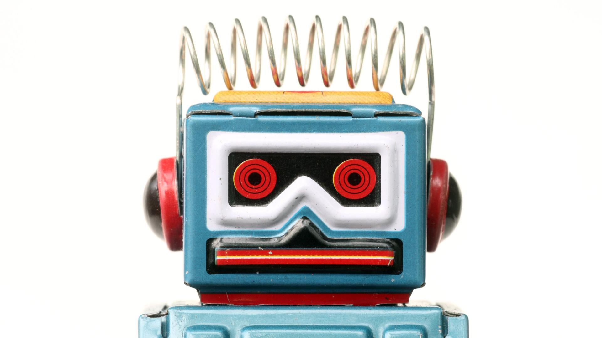 Каждый робот мечтает стать человеком