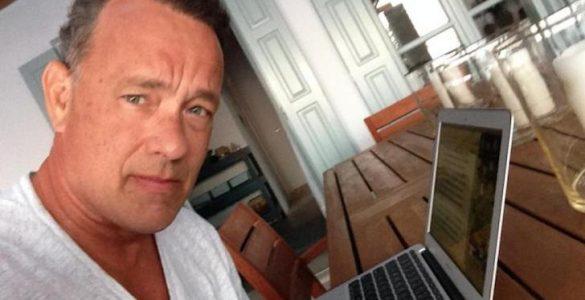 Tom Hanks Hanx Writer