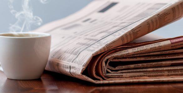 Как написать статью в газету