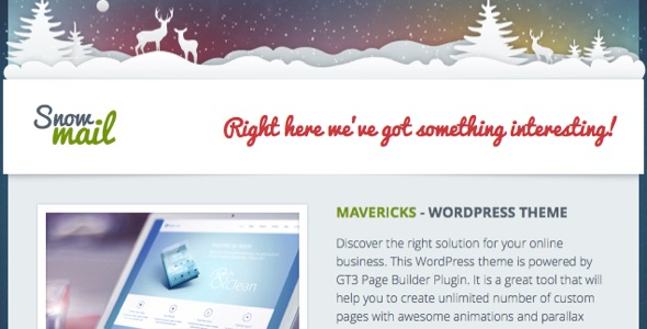 christmas email template-590x300