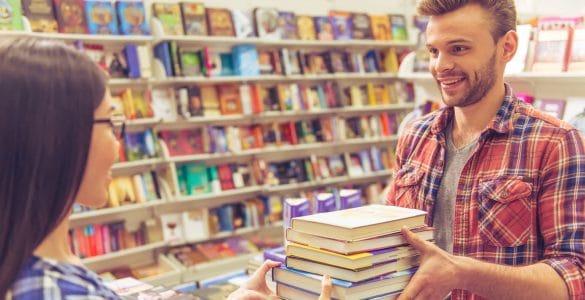 Как продавать свои книги