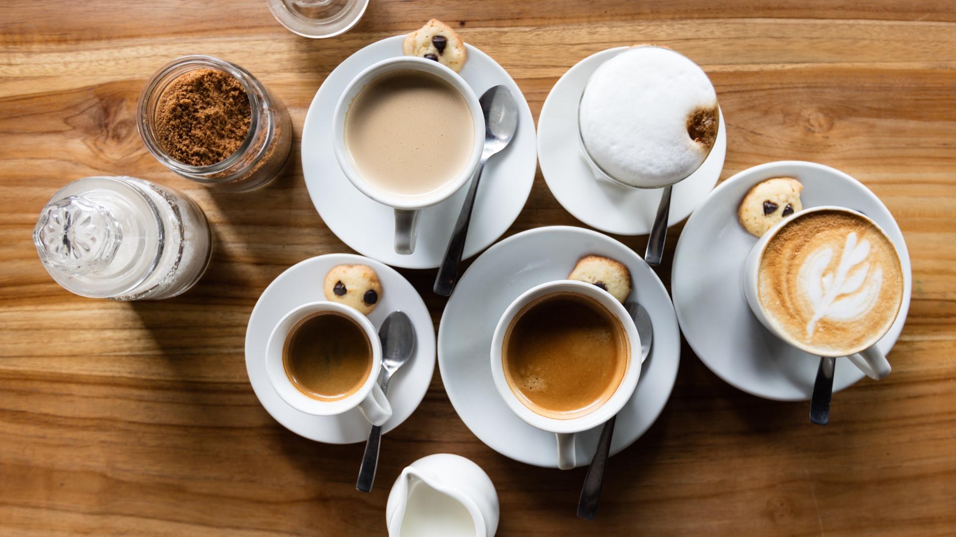 Как кофе помогает творчеству