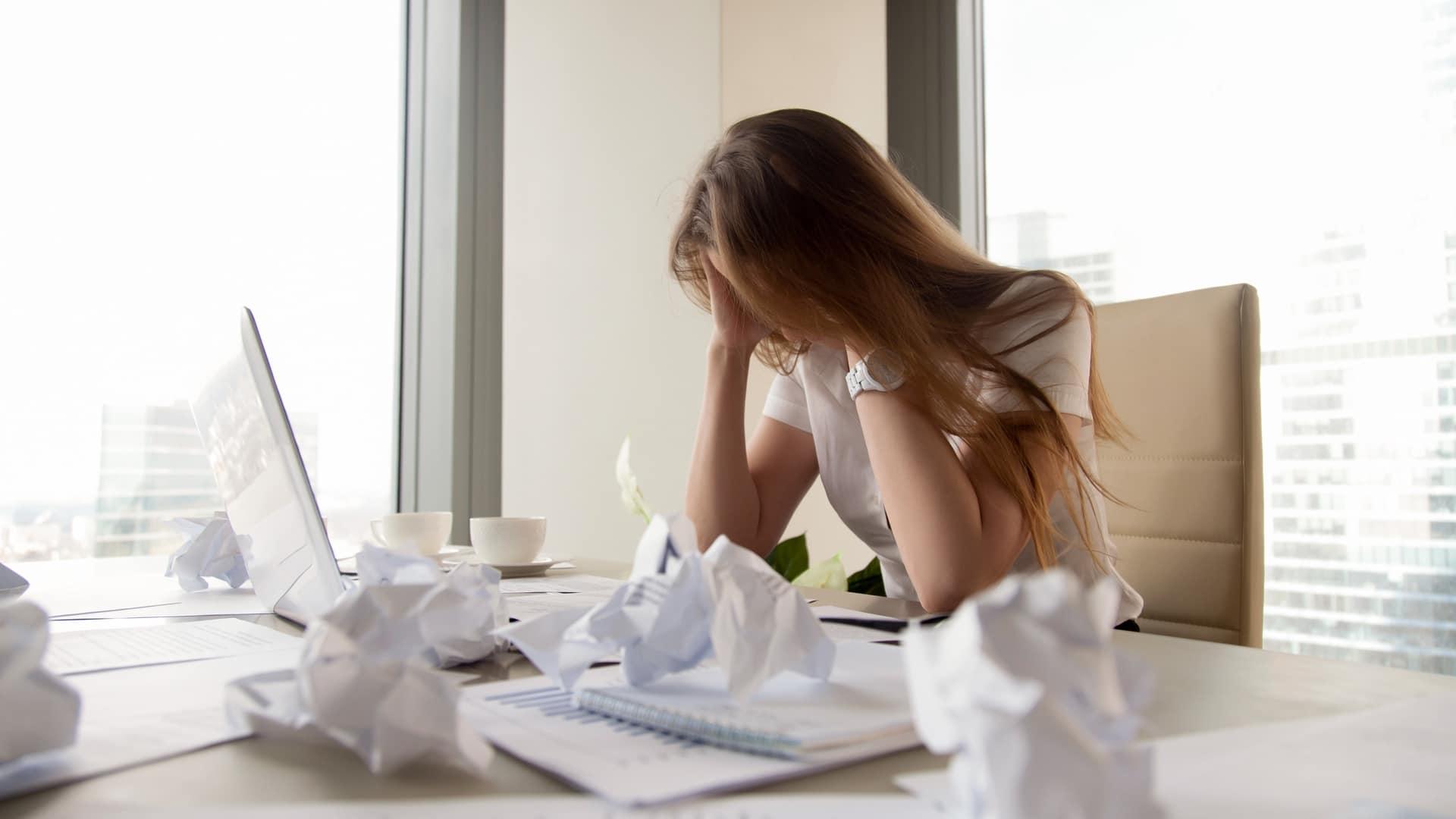 Как перестать беспокоиться и начать писать